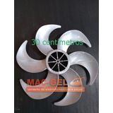 Helice Ventilador Mallory Turbo Silence 30cm 6 Pas Original