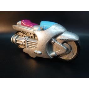 Moto Plastica Turbo A Friccion.. Funciona!! 10cm
