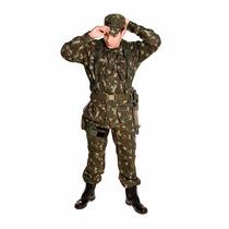 Farda Militar Camuflada Padrão Eb Ripstop - Loja Oficial