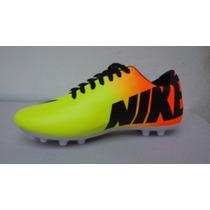 Chuteira Nike Mercurial Campo Infantil- Lançamento