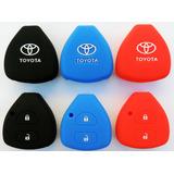 Funda Cubre Llave Toyota Corolla Hilux Rav4 Sw4 Etios 2 Bot