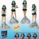 Sailor Neptune Michiru Kaio S.h.figuarts Figura De Acción