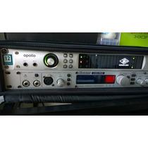 Interface De Audio Universal Audio Uad Apollo Quad