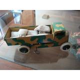 Antiguo Juguete Camion Ingles Coleccion 1920