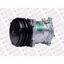 Compressor Universal 8 Orelhas 5h14 Polia 2a 12v/24v Novo