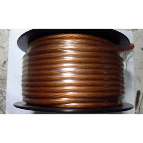 Cable De Corriente #8 Rmpro Para Plantas De Carro X Metro