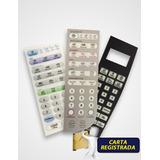 Membrana Teclado Microondas - Envio Por Carta Registrada