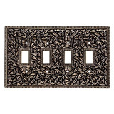 Vicenza Designs Wpj7008 San Michele Placa De Pared Con Jumbo