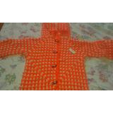 Sacos Niña Tejidos A Mano Crochet