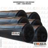 Geomembrana 1000 Micras Piscicultura Lago Tanque 8x4 Mts