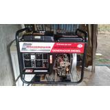 Planta Ó Generador Eléctrico Diésel Domopower