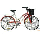 Bicicleta Urbana Keirin Rodado 26 Full Dama Envio Gratis!