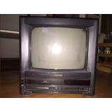 Televisor Samsung Con Video Incluido Vintage