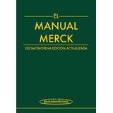 Manual Merk 19ª Ed Edición Profesional De Porter Panamerica