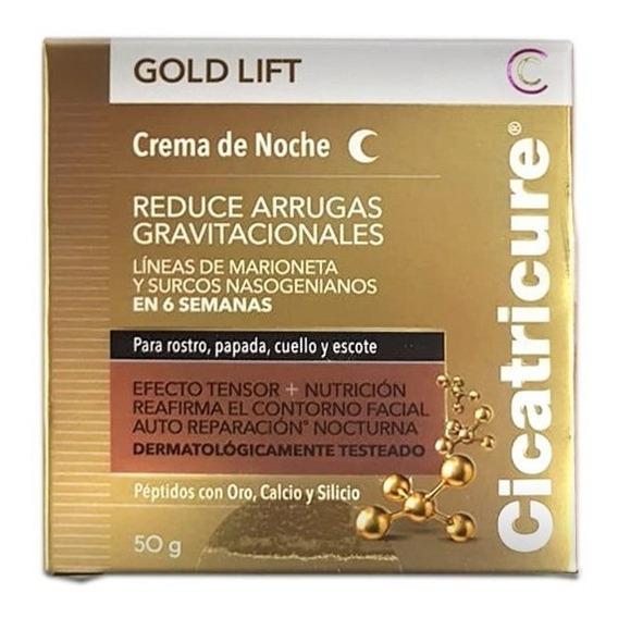 Cicatricure Gold Lift Crema De Noche Antiarrugas 50g