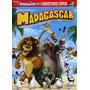 Dvd Madagascar 1 Seminovo Original