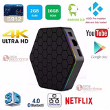 Tv Box T95z Plus Octa Core 3gb Ram 32gb Cablevision Flow Gti