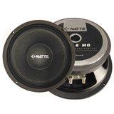 Woofer Natts 8 Polegadas 300w Nw8mg Medio Grave 8 Ohms