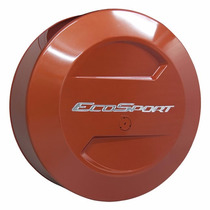 Capa De Estepe Ecosport 13/ Step Box Laranja Savana