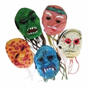 Mascara Monstros Sortidas Em Latex