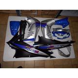 Kit Plasticos Gilera Estilo Azul Modelo 2009 - 2r