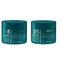 Innovator Escova Nutri Lipídica + Máscara De Recuperação 3/5