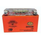 Bateria Gel Para Varios Modelos 125-200cc