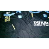 Camiseta De Arquero Racing 2010 Olympikus Unica !!