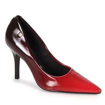 Sapato Scarpin Feminino Vizzano - Vermelho