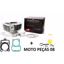 Kit Aumento Cilindrada P/190cc Fan/ Nxr Bros 125 09-2016