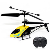 Mini Helicóptero A Control Remoto 901 2.5 Canales Antirotura