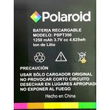 Bateria Para Celular Marca Polaroid Modelo Pspt350