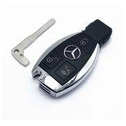Carcaça Chave Mercedes-benz 3 Botões