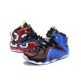 Tenis Nike Lebron 12 Basquete Varios Modelos Frete Gratis