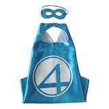 Athena Marvel Superheroes Dress Up - Cuatro Fantásticos Y C