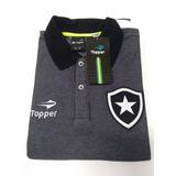 O U T L E T 503 Camisa Botafogo Polo Viagem Oficial Topper