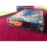 Star Fox - Super Nintendo - Nuevo - Envio Gratis