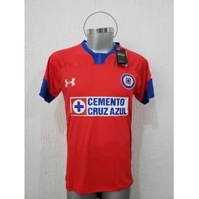 Nueva Playera Jersey Cruz Azul Tercer Kit 2018-2019 Maquina 575bc81c740fb