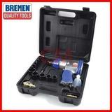 Llave Pistola Impacto Neumática Bremen Enc. 1/2 Kit 17 Pcs