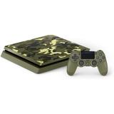 Playstation 4 Ps4 Disco Duro 1tb+ Juego Ww2 Edición Limitada