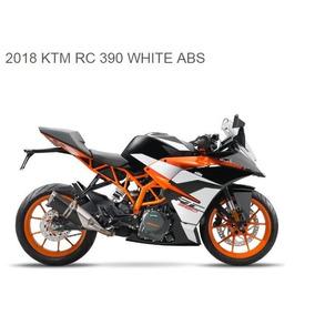 Partes De Colision 2018 Ktm 390 Rc Importadas