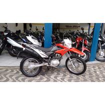Honda Nxr 150 Bros Esd 2014 709km