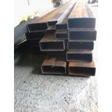 Tubo Estructural 80x40 6mts 2.5mm