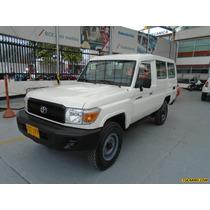 Toyota Land Cruiser 78 Mt 4000cc