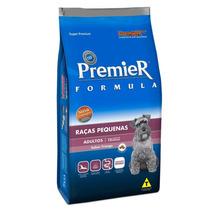 Ração Premier Formula Raças Pequenas Adultos 20kg