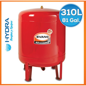 Tanque Hidroneumatico Hydro-mac ® De 310l Vertical