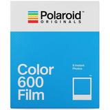 Pelicula Polaroid 600 Color Cartucho Instantanea Impossible