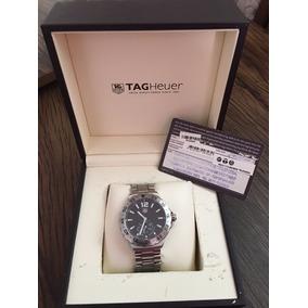 Relógio Tag Heurer Formula 1 Original Usado Preto Aço