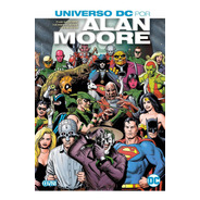 Cómic, Dc, Universo Dc Por Alan Moore Ovni Press