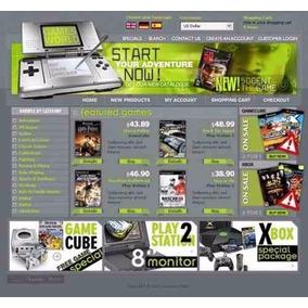 Script Loja Virtual Para Venda Jogos Games E-commerce
